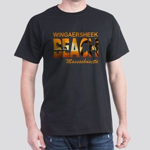 Massachusetts - Wingaersheek T-Shirt