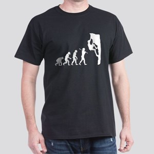 Rock Climbing Dark T-Shirt