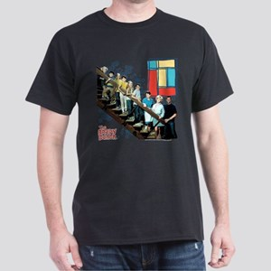 The Brady Bunch: Staircase Image Dark T-Shirt