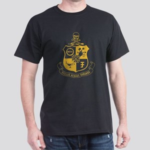 Phi Kappa Sigma Crest Dark T-Shirt