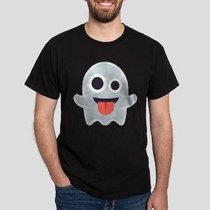 Ghost Emoji Dark T-Shirt