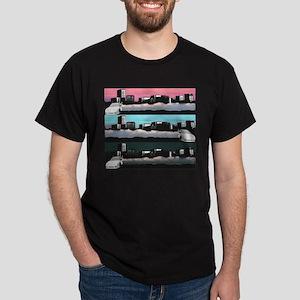 Daily Drifter Black T-Shirt