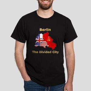 Berlin: The Divided City Black T-Shirt