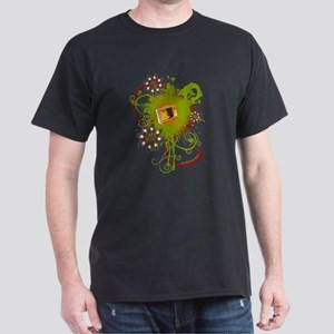 Vicarious Black T-Shirt