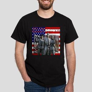 3 Soldiers Dark T-Shirt