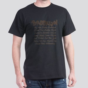 Brooklyn Hoods Dark T-Shirt