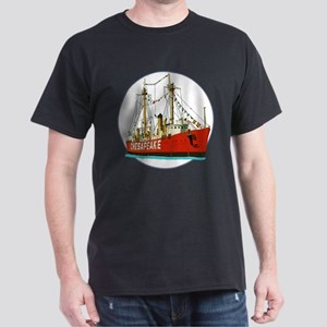 The Lightship Chesapeake Dark T-Shirt