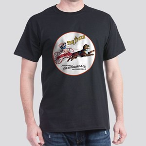 The Tiger hay rake Dark T-Shirt