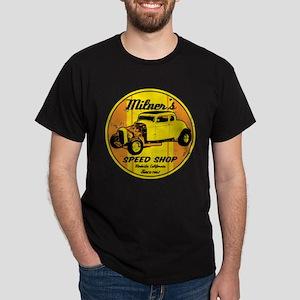 Milner's Speed Shop Dark T-Shirt