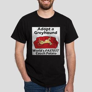 fastestcouchpotatoredfawn T-Shirt