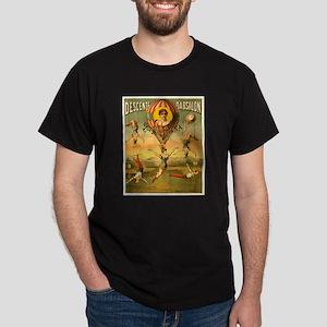Descente D'Absalon Dark T-Shirt