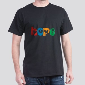 Hope_4Color_1 Dark T-Shirt