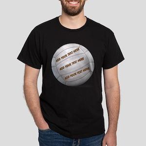 Beach Volleyball Dark T-Shirt