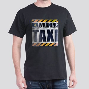 Warning: Taxi Dark T-Shirt