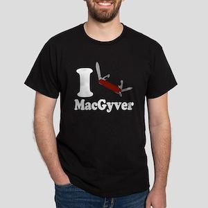 I Love MacGyver T-Shirt