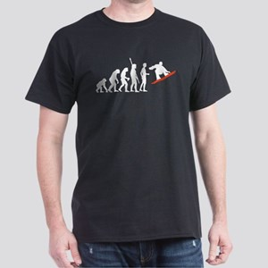 evolution snowboard Dark T-Shirt