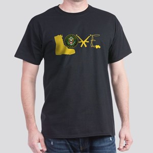U.S. Army Love Boot Dark T-Shirt