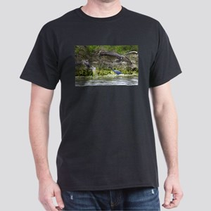 Little Blue Heron Dark T-Shirt