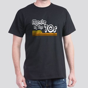 'Made in the 70s' Dark T-Shirt