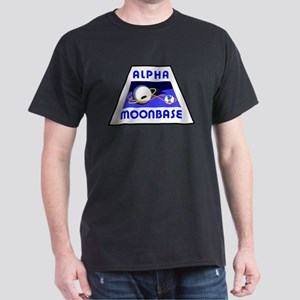 Moonbase Alpha Patch T-Shirt