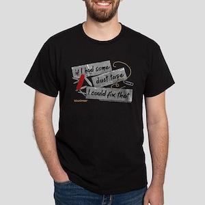 MacGyver: Duct Tape Dark T-Shirt