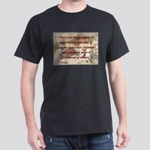There Are Many Statues Of Men - Aesop T-Shirt