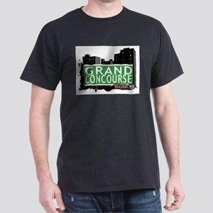 Grand Concourse, Bronx, NYC Dark T-Shirt