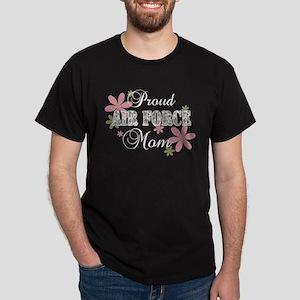 Air Force Mom [fl camo] Dark T-Shirt