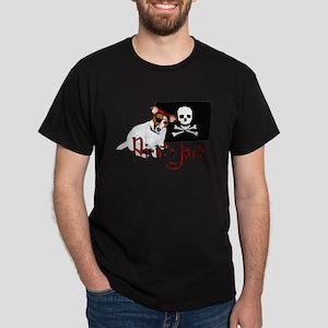 Pirate Jack Russell Dark T-Shirt