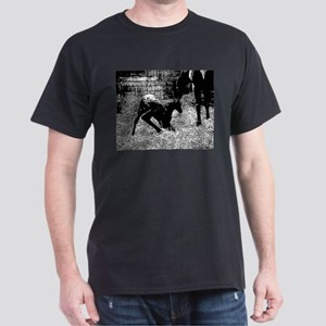 AFTM Foal getting up BW T-Shirt