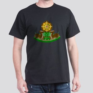 Buddhist Crown Dark T-Shirt