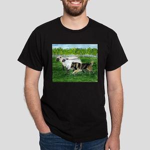 Belgian Tervuren Herding Dark T-Shirt