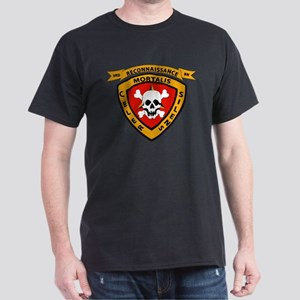 SSI - 3rd Reconnaissance Battalion Dark T-Shirt