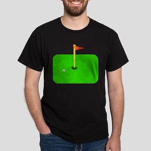 Golf Green Dark T-Shirt