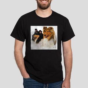 Double Rough Collie T-Shirt