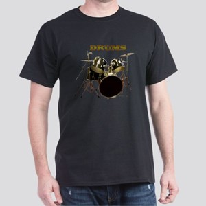 DRUMS Dark T-Shirt