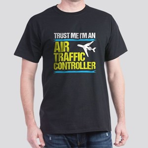Air Traffic Controller Dark T-Shirt