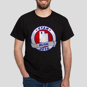 Utah Jeb Bush 2016 T-Shirt