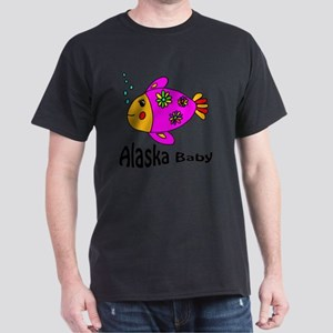 Alaska Baby copy (1) Dark T-Shirt