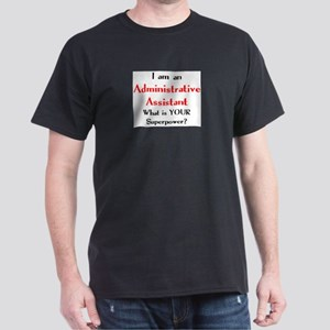 administrative assistant Dark T-Shirt