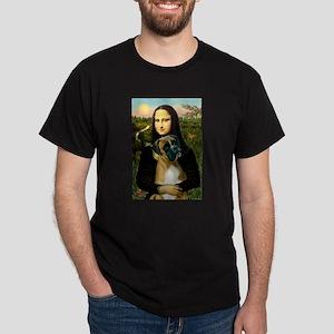 Mona & Boxer Dark T-Shirt