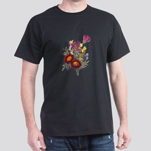 Redoute Bouquet Dark T-Shirt