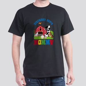 Farm Birthday Boy's Mommy T-Shirt