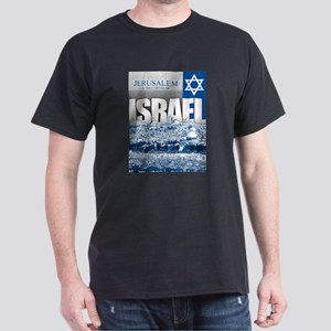 Jerusalem, Israel Dark T-Shirt