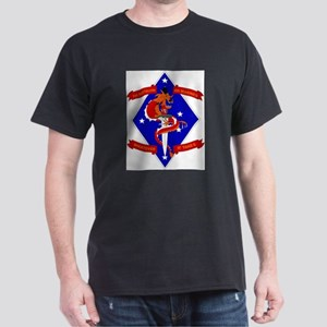 1st Battalion - 4th Marines T-Shirt