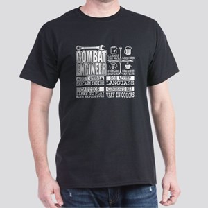 Combat Engineer T Shirt T-Shirt