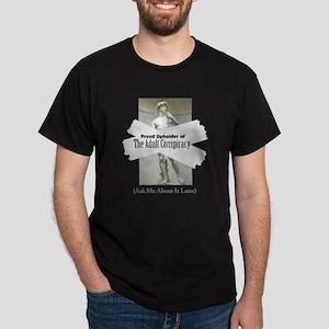 Adult Conspiracy Dark T-Shirt
