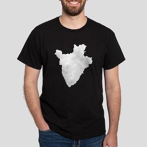 Burundi Silhouette T-Shirt