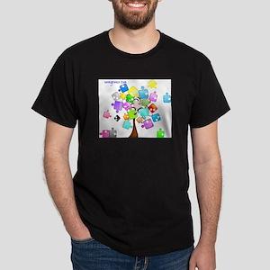 Family Tree Jigsaw T-Shirt