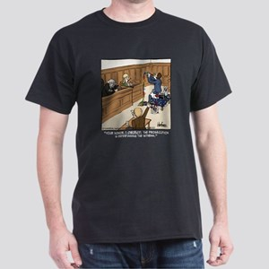 Entertaining the Witness Dark T-Shirt